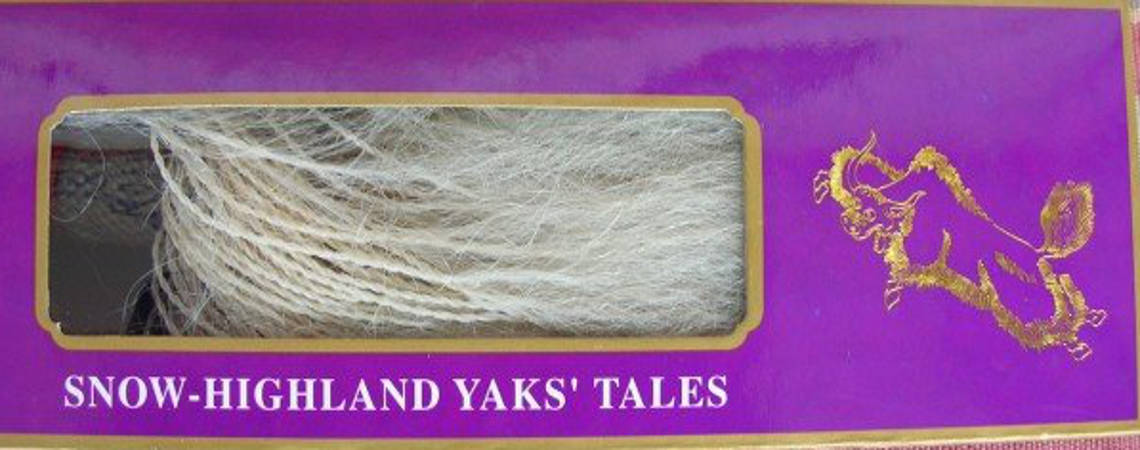 Yak tails box